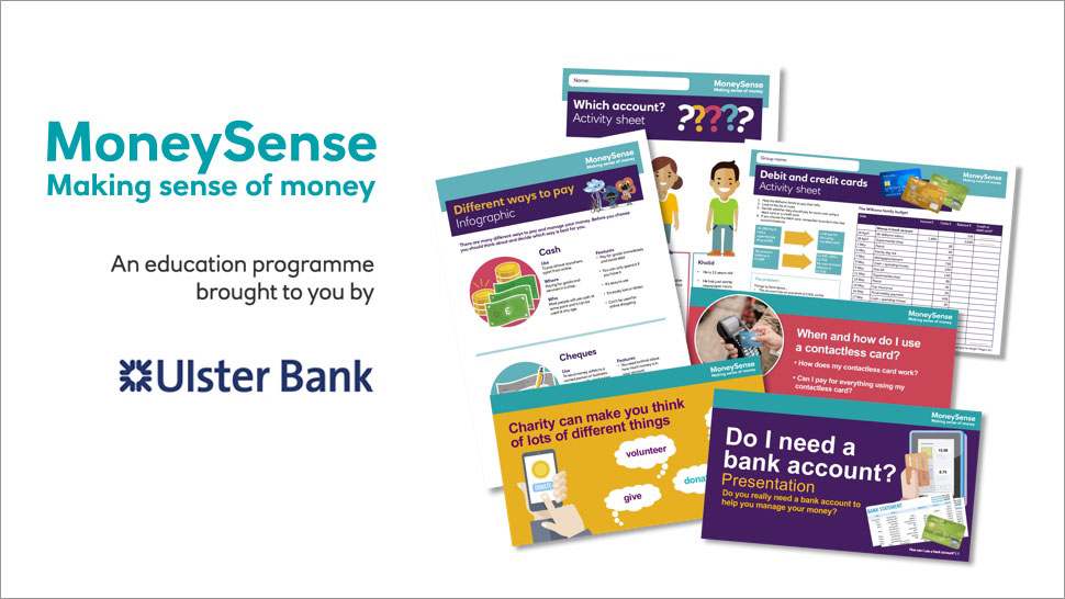 Ulster Bank MoneySense resources