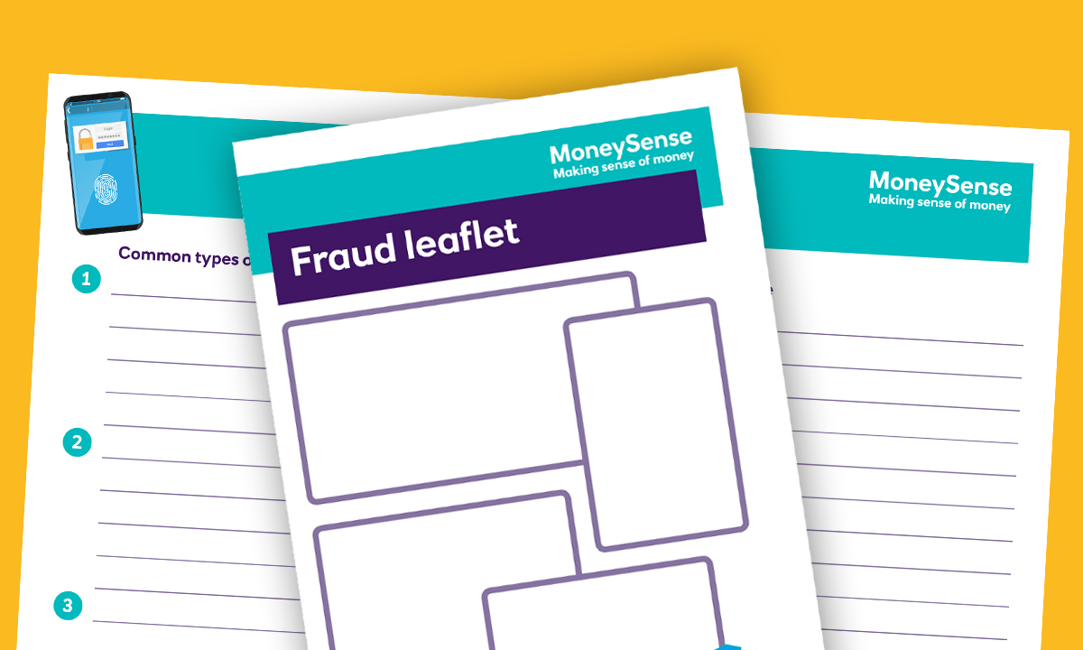 SEND Leaflet for How do I keep my finances secure?