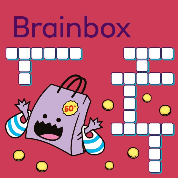 Brainbox activity sheet
